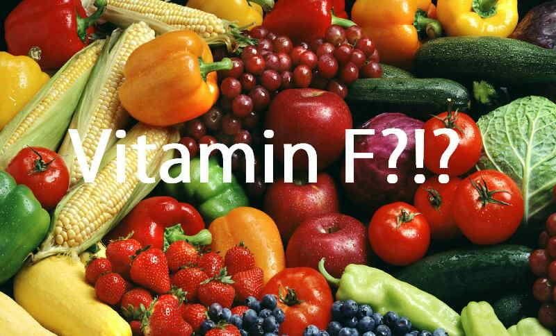f vitamin